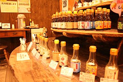 日本醤油工業の商品