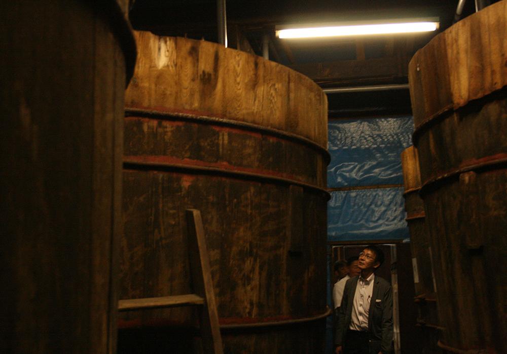 日本醤油工業加工用樽