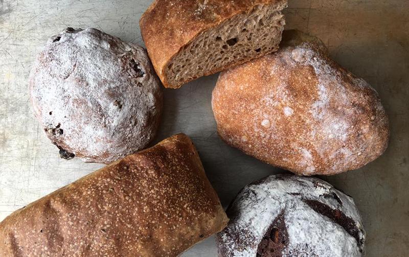 PAUSEPANEのパン
