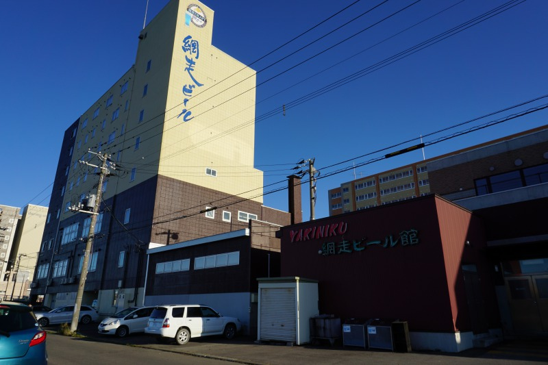 YAKINIKU網走ビール館