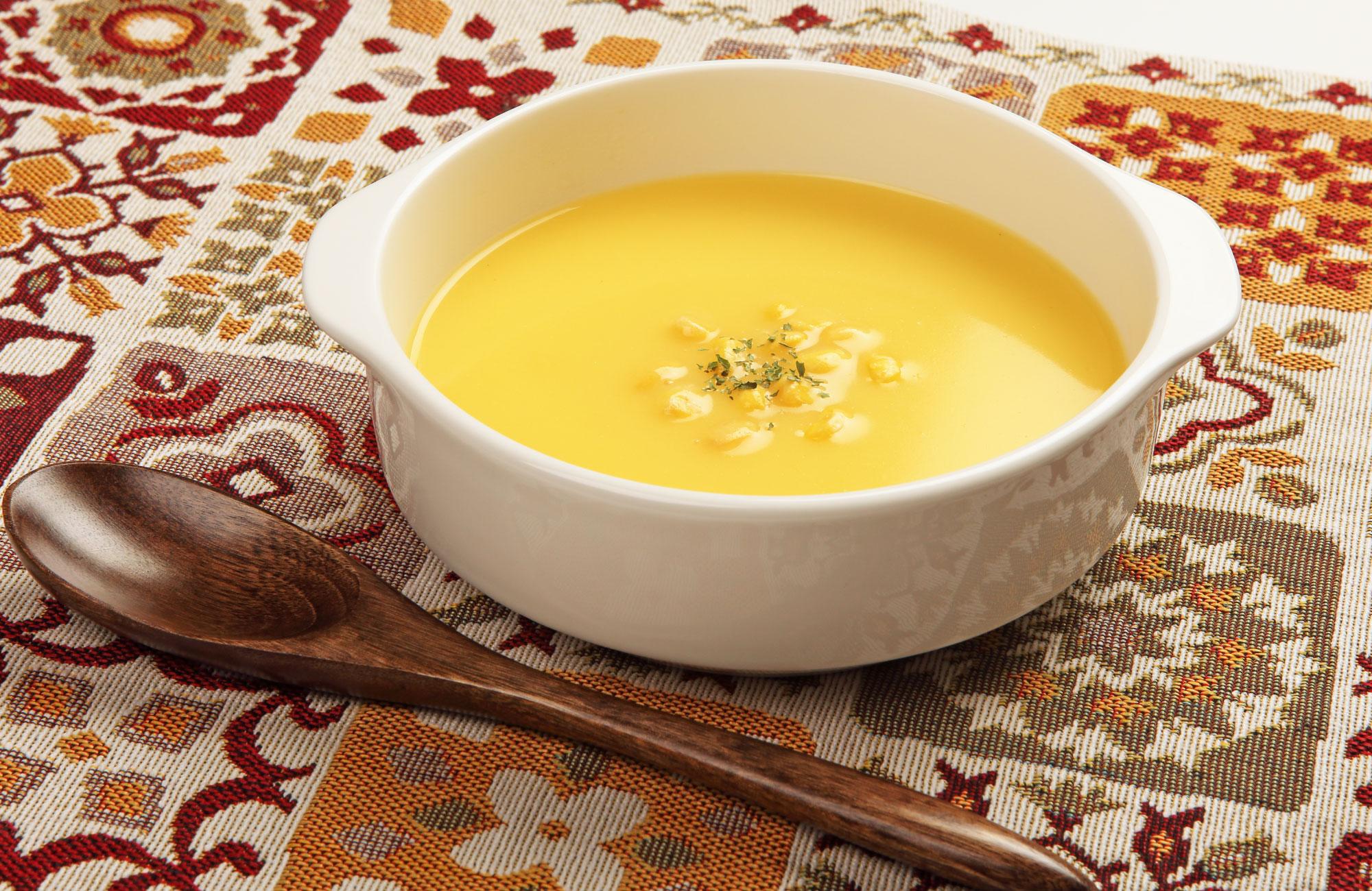 北海道の食卓オリジナルコーンスープ