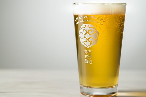 忽布古丹醸造 upopo ウポポ 北海道 クラフトビール イメージ